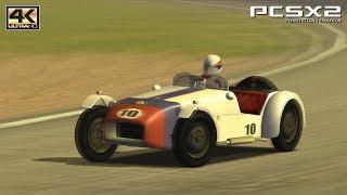 Lotus Challenge - PS2 Gameplay UHD 4k 2160p (PCSX2)