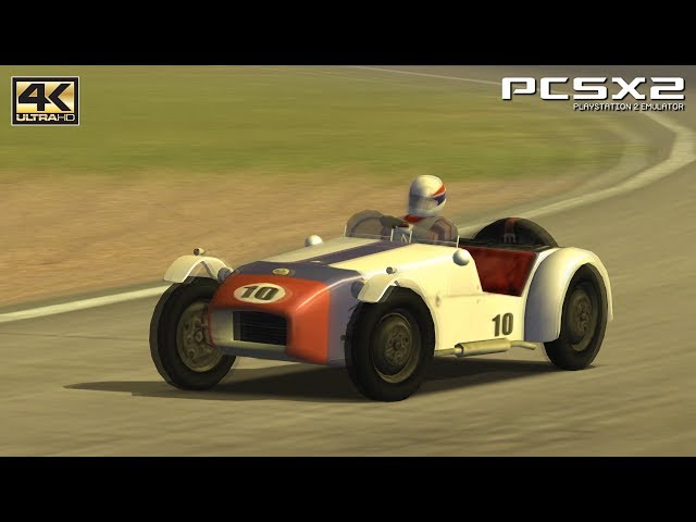 Lotus Challenge - PS2 Gameplay UHD 4k 2160p (PCSX2)