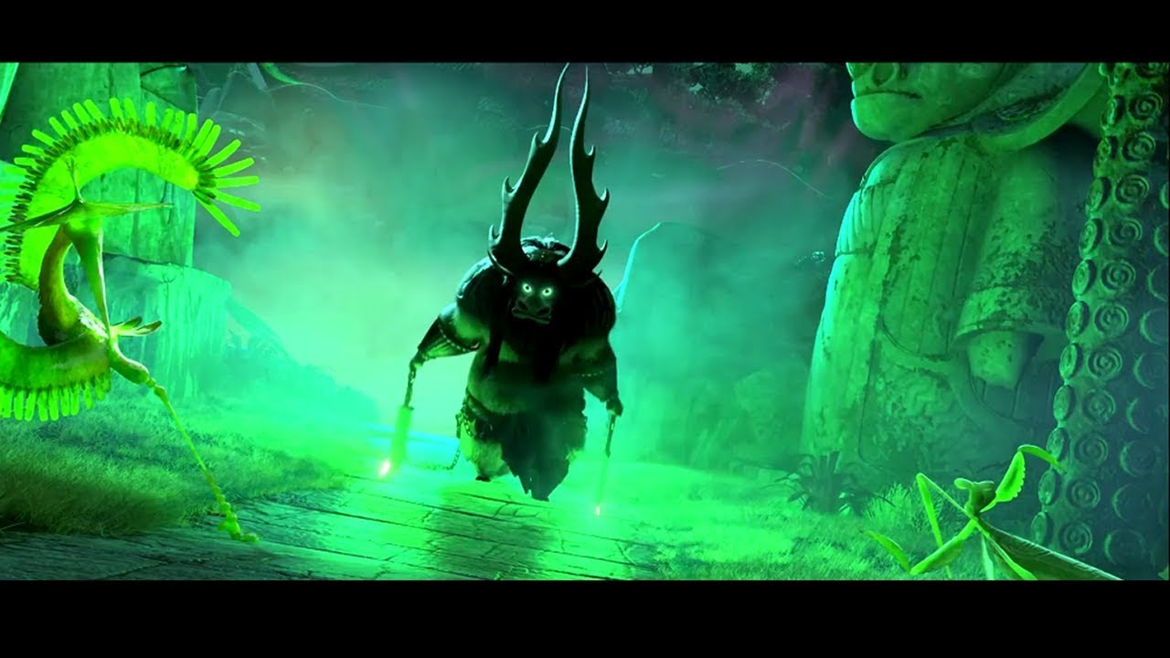 Download Kung Fu Panda 3 - Kai vs Shifu HD (Blu-ray 1080p) English