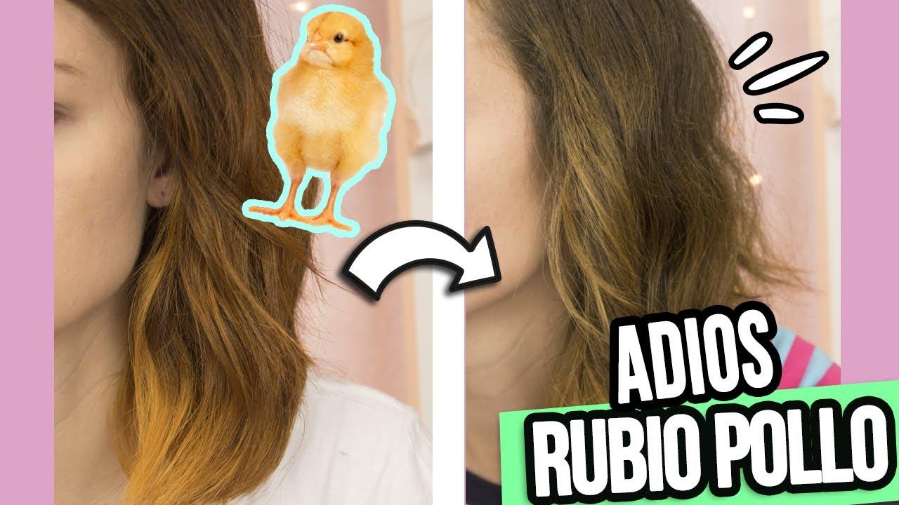Como matizar el cabello rubio como matizar el cabello rubio elimina lo naranja del pelo - Como matizar el pelo rubio en casa ...