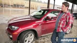 2012 BMW X6 Test Drive & Luxury SUV Video Review
