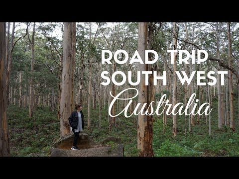 VAN Life FUN Life in South West Australia