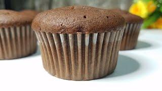 Chocolate cupcake - fluffy, moist, cupcake recipe - Yummy meals