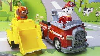 Мультики с игрушками Щенячий патруль - Река! Видео для детей щенячий патруль новые серии