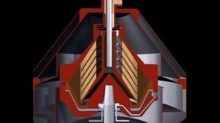 The Disc Bowl Centrifuge.....DEMO