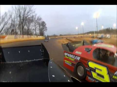 DVD #2 of Crate Late Model Boyds Speedway Cabin Fever 2-8-13