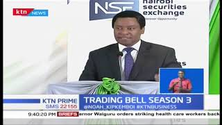 NSE and Standard Group launch 'Trading Bell season 3', show hosts industry leaders