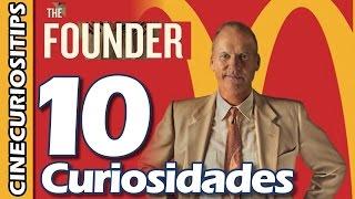 "10 curiosidades de ""hambre de poder"" / ""the founder"" | video# 18 | curiosidades del cine"