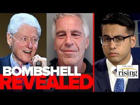 Saagar Enjeti: BOMBSHELL Bill Clinton revelation ignored by mainstream media