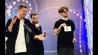 Євробачення 2018 Україна - Жеребкування нацвідбору ПОВНЕ ВІДЕО