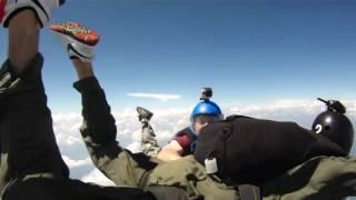 My AFF Level 2 skydive jump at Gold Coast.