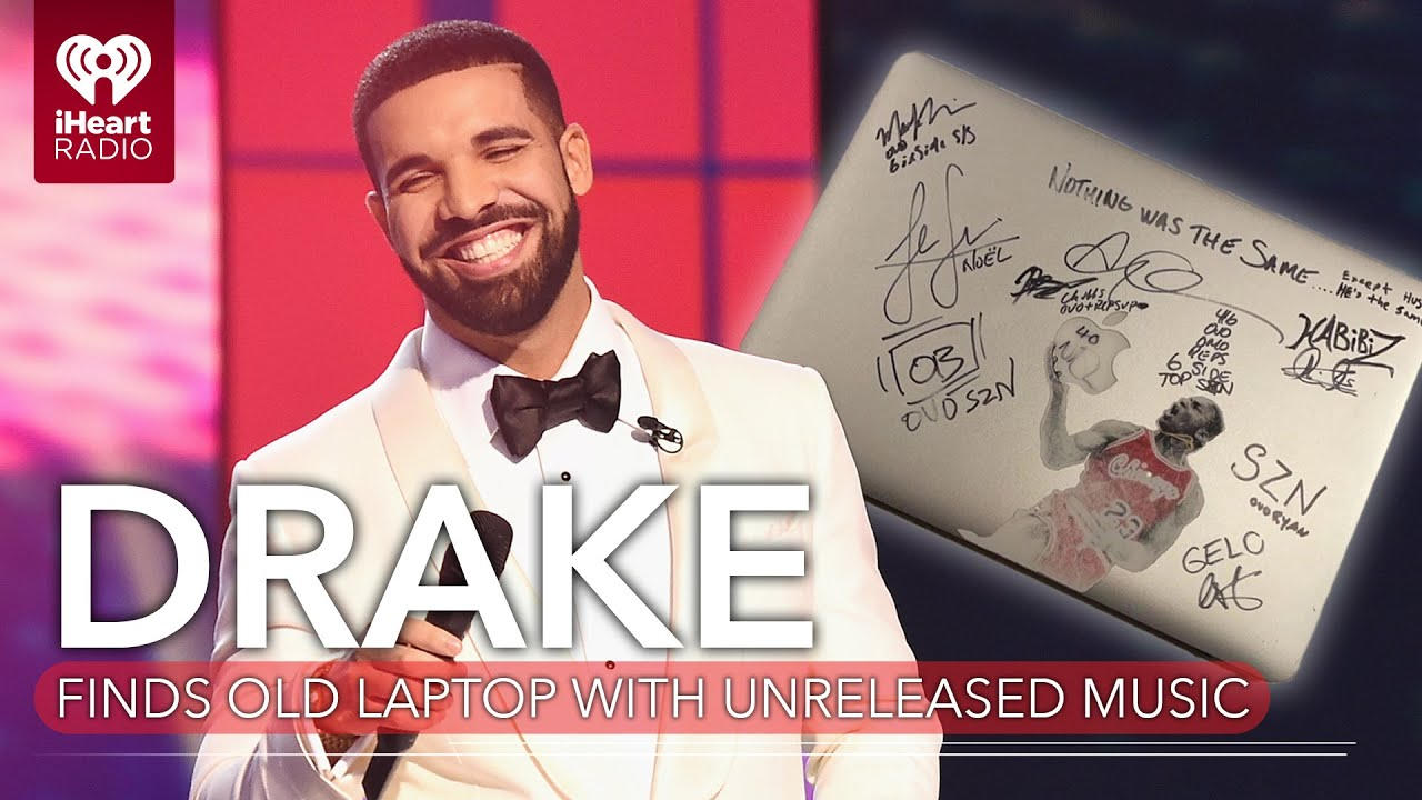 Drake Finds Old Laptop With Unreleased Music | Fast Facts