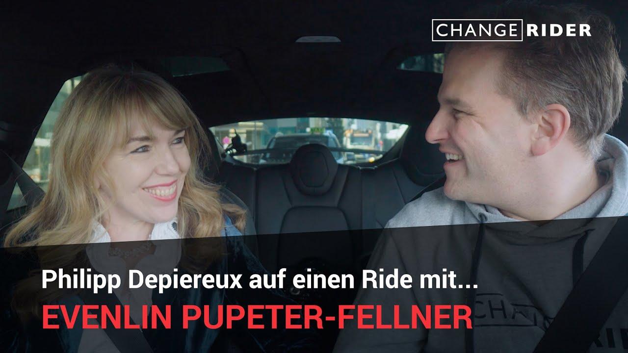 ChangeRider #22 Eveline Pupeter-Fellner: Die Digitalisierung der älteren Generation