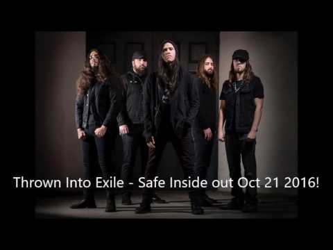 "Thrown Into Exile - Safe Inside - Album review by RockAndMetalNewz ""amazing album""!"