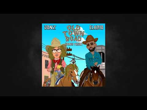 Jon Z x Eladio - Old Town Road (Spanish Remix)