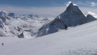 Du Rififi sur la Haute Route Chamonix-Zermatt