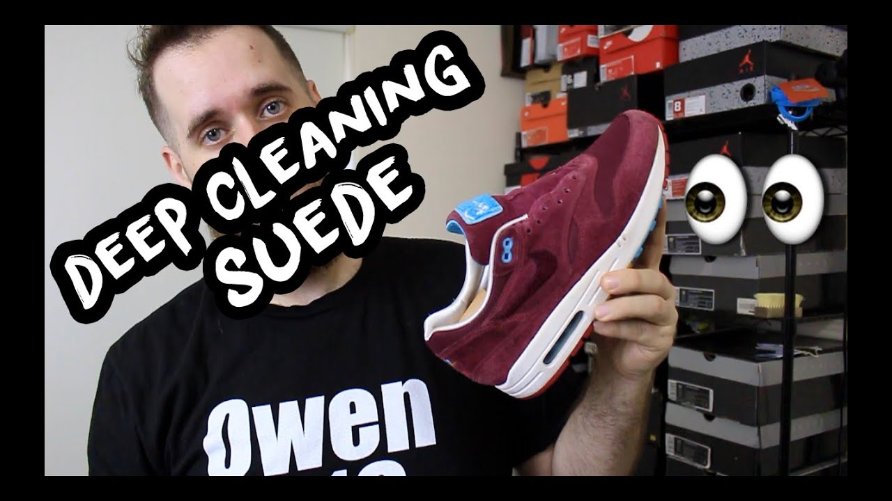 How To Deep Clean Expensive Suede Shoes