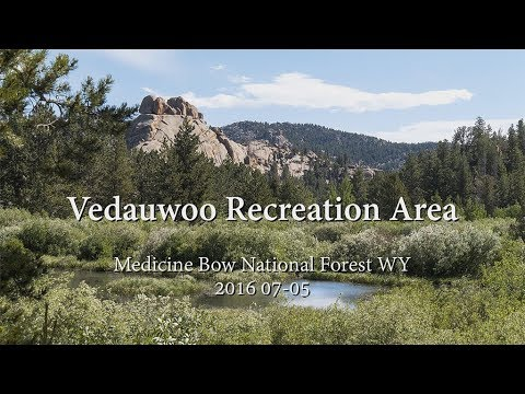 Vedauwoo Recreation Area (Medicine Bow National Forest) – Wyoming