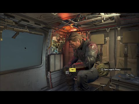 METAL GEAR SOLID V  THE PHANTOM PAIN 2021 05 22 Casual Gameplay  