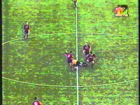 Serie C1 1993-94 Salernitana-Juve Stabia 3-1 - La diretta su Tele+2