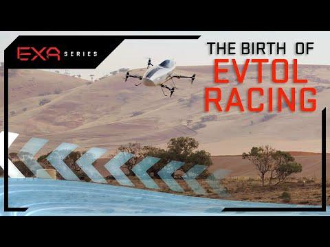 Первый в мире летающий автомобиль для гонок успешно прошел испытания. Что дальше?