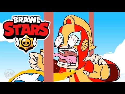 MAX & TICK & JACKY - BRAWL STARS ANIMATION