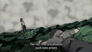 Naruto Shippuden Madara killed Sasuke and Naruto English Sub