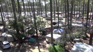 Camping Les Oyats à Seignosse Saison 2012