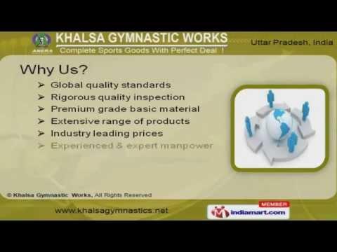 Khalsa Gymnastics   Athletic Equipment Manufacturers, Sports