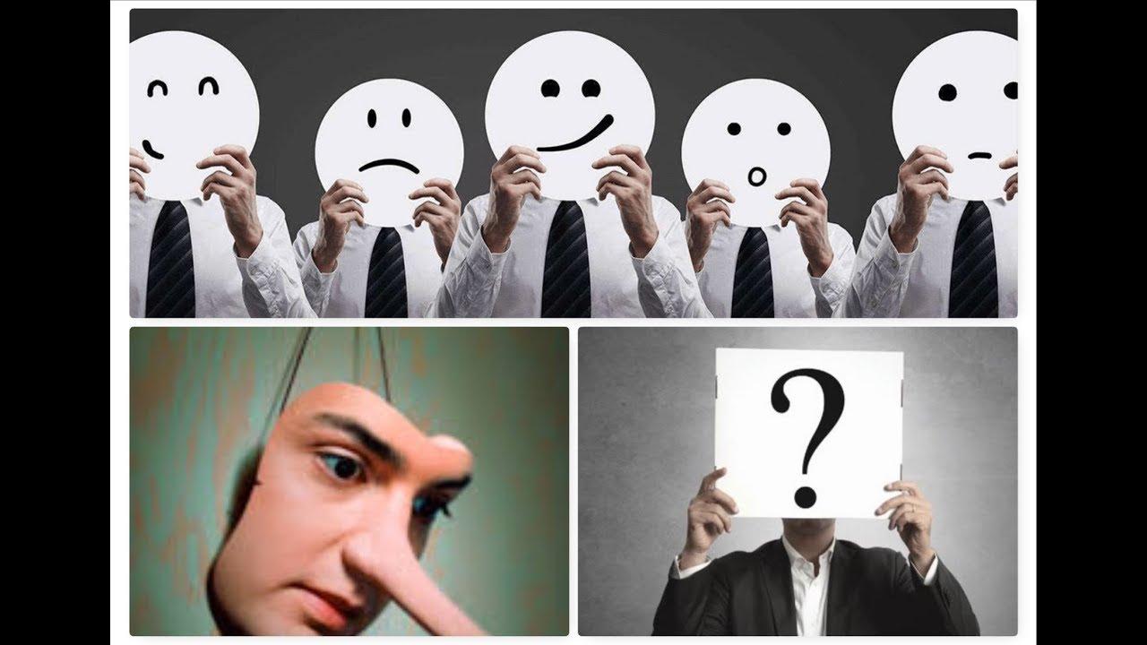 نتيجة بحث الصور عن كيفيه التعامل مع الاشخاص المخادعين؟
