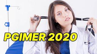 PGIMER 2020 | PGI Chandigarh | Registration Started | Exam Date
