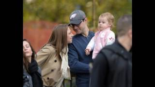 Chelsea Clinton and Marc Mezvinsky take children to the polls to vote for Hillary..