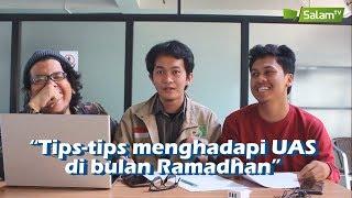 Gambar cover Tips UAS di bulan Ramadhan | Salam Vlog