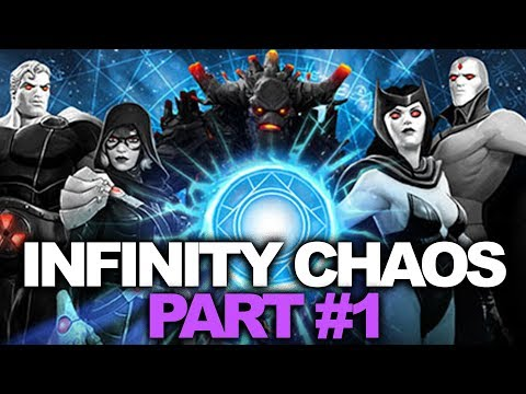 MARVEL: Contest Of Champions - Infinity Chaos Part 1 - Chaos Stone