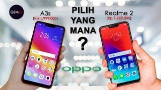 Rp 1.999 Juta! Oppo A3s atau Realme 2? Sama - Sama Murah