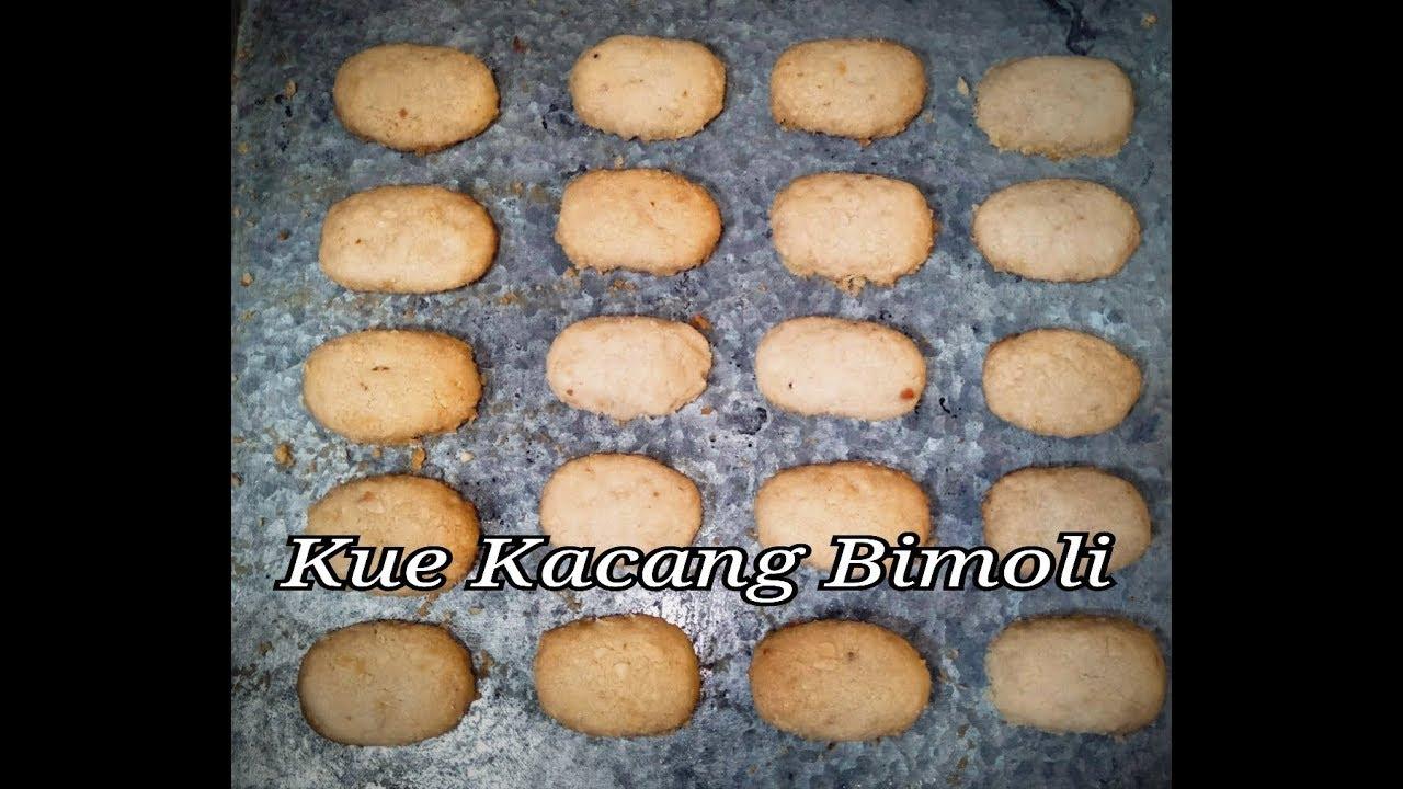 Resep Cara Membuat Kue Kering Kacang Bimoli Yang Enak Gurih Sangat Mudah
