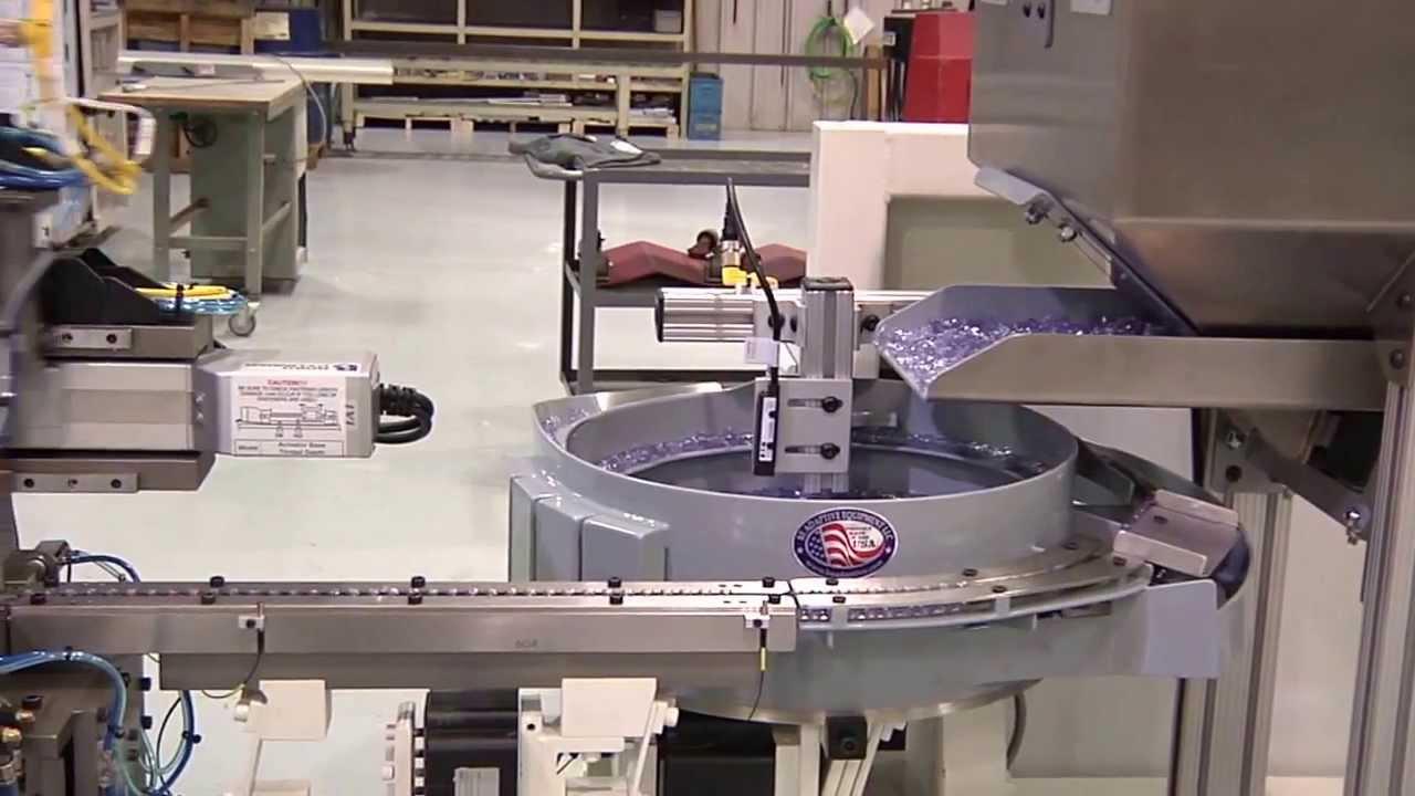 insert molding machine