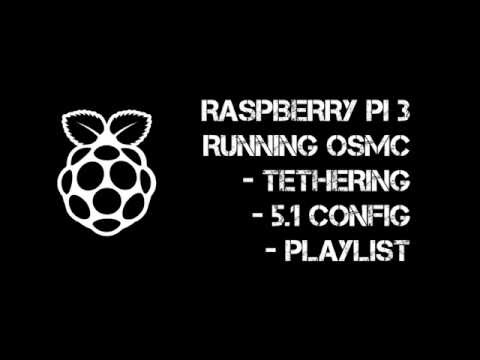 Demo - Raspberry PI controlling live backing tracks