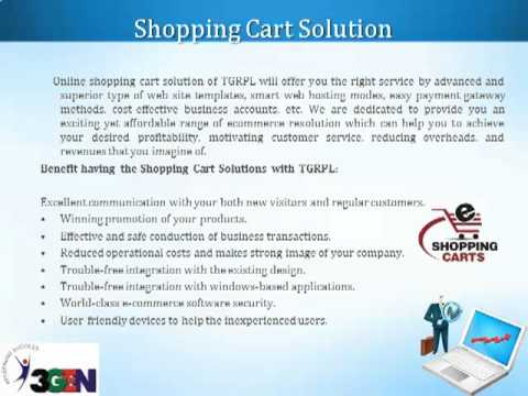 eCommerce Development Solutions