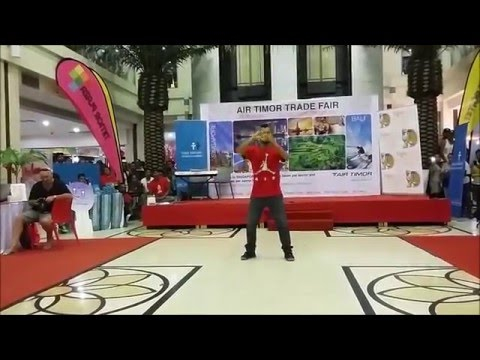 Air Timor Trade Fair_Timor Plaza_Agent AL_HipHop_Dance