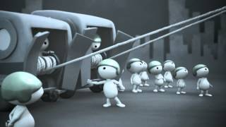 Vodafone Zoozoos 2013 Advertisement - Find a Job - HD