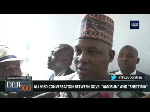 DEJI360 EP 164 Part 1: Fake news on social media threatens Nigeria's unity (Nigerian News)
