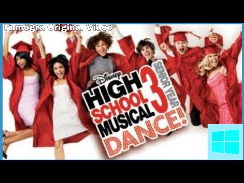 High School Musical 3: Senior Year DANCE! (2008) NAPISY PL - Filmogra MUSIC
