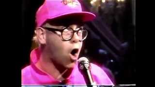 Elton John - Bennie and the Jets (MTV Unplugged 1990) HD