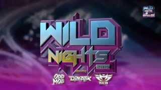 wild nights 2015 mixed by odd mob dimatik kcb