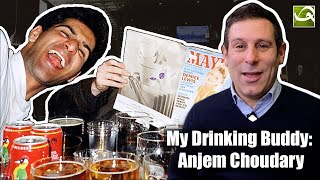 From Drinking Buddy To Extremist - Anjem Choudary