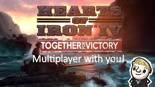 Announcement - HoI4 Together for Victory - Multiplayer with you