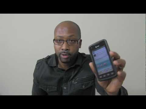 Mocha Dad Talks About the Samsung Rugby Smart Phone