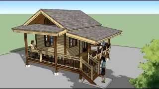Repeat youtube video แบบบ้านไม้รีสอร์ทแบบบ้านสำหรับนำไปก่อสร้างเองราคาถูก