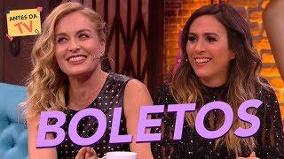 A Angélica lembra como é pagar BOLETOS? | Lady Night | Nova Temporada | Humor Multishow